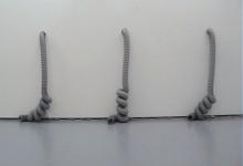 Trois tuyaux en reflexion